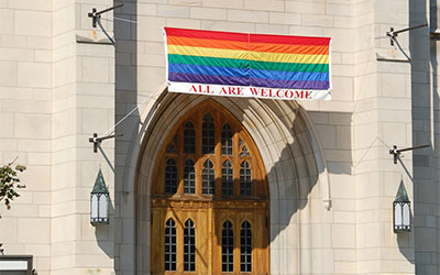 Massachusetts: Churches May be Covered by Transgender Discrimination Bans, as to 'Secular Events'